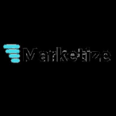 Marketize(マーケタイズ)ロゴ